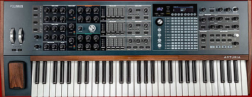Arturia PolyBrute: 6-Voice Polyphonic Morphing Analog Synthesizer