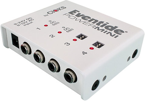 Eventide PowerMini:  Powerful & Compact Pedalboard Power Solution