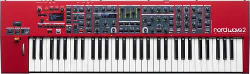 Nord Wave 2  61 Key 48 Voice 4 Layer Synth