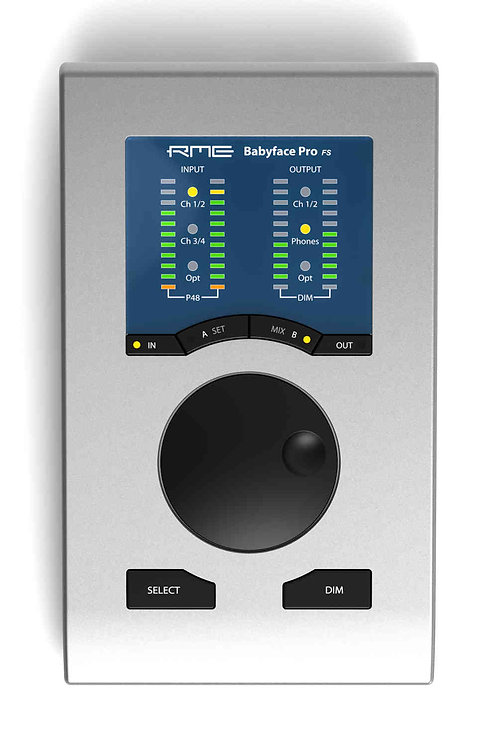 RME Babyface Pro FS 24-Channel 192 kHz bus-powered professional USB 2.0