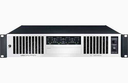 LAB GRUPPEN C 20:8X 2,000 Watt 8-Channel Amplifier