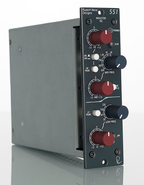 Neve 551: Inductor EQ