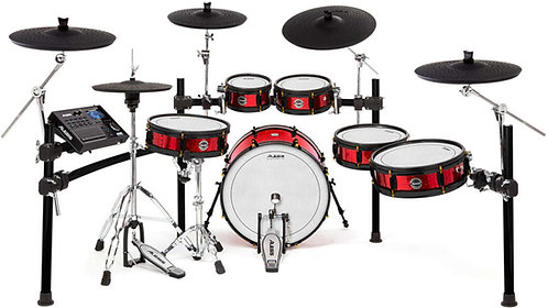 Alesis STRIKE PRO SPECIAL EDITION Eleven-Piece Professional Electronic Drum Kit
