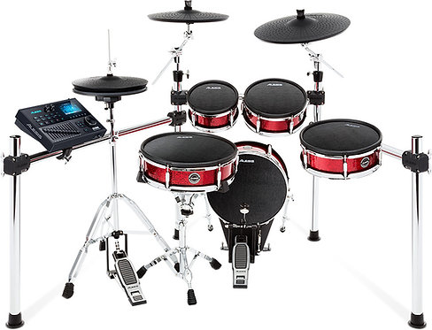 Alesis Strike Kit 8-Piece Premium Mesh Drum Kit