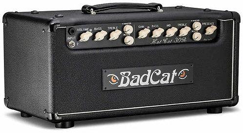 Bad Cat Hot Cat 30R:  Player Series 30-Watt Class A(2 x EL34) 2 Channel Head