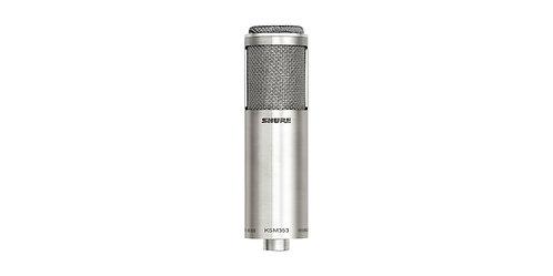 Shure KSM353/ED: Bi-directional ribbon microphone