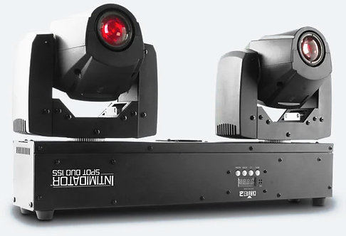 Chauvet Intimidator Spot Duo 155: Two 32W Moving Heads