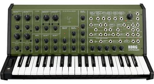 Korg MS-20 Green Monophonic Synthesizer