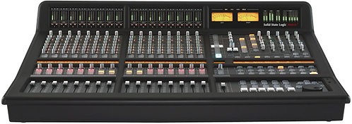 SSL Matrix² δelta: 40 Input Hybrid Analog Mixer