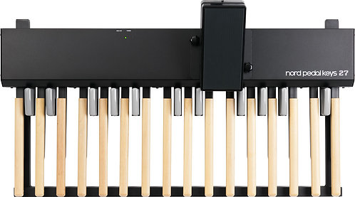 Nord Pedal Keys 27 organ pedals