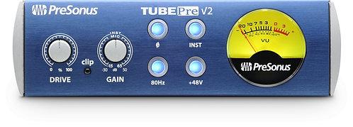 PreSonus TubePre V2: Mono Tube Preamp