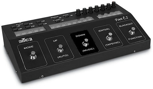 Chauvet Foot-C 2: DMX foot controller