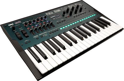 "Korg OPSIX: ""altered"" six-operator FM synthesizer"