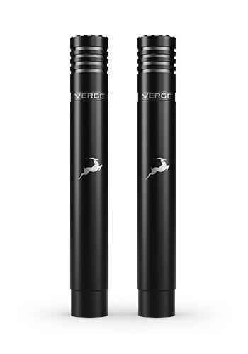 Antelope Audio Verge Pair Modeling Condenser Mics