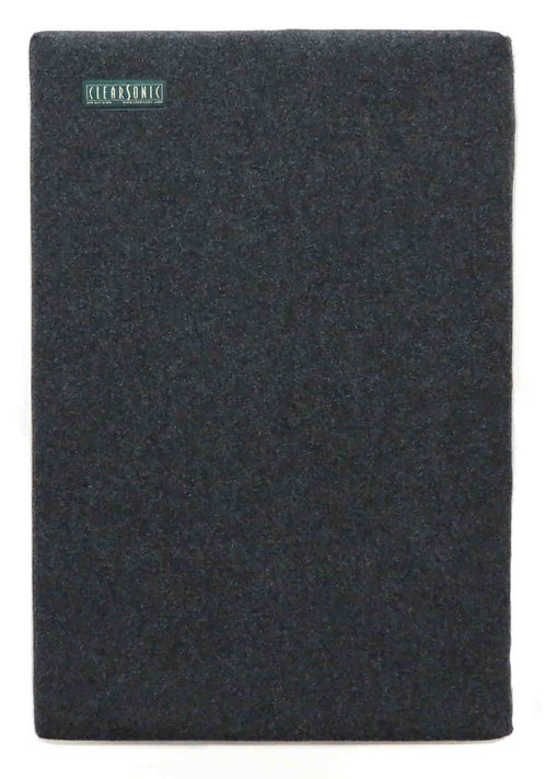 Clearsonic S2233 22x33 inch 1.6-inch thick SORBER sound absorption baffle