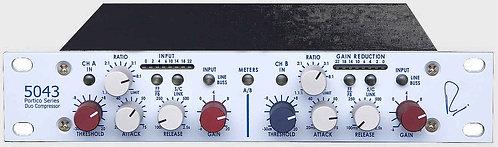 Neve Portico 5043 Compressor-Limiter Duo