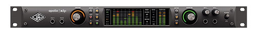 UA Apollo x8P Thunderbolt 3 Audio Interface (Rack/Mac/Win)