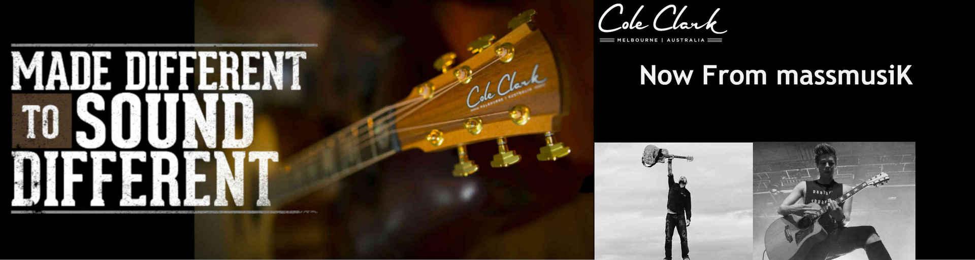 Cole Clark Acoustics