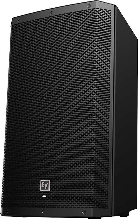 """Electro-Voice ZLX-15BT: 15"""" powered loudspeaker with bluetooth audio"""