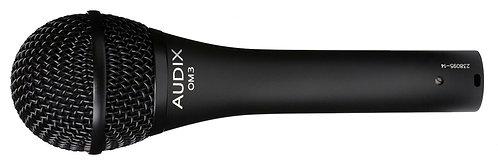 Audix OM3 Multi-purpose vocal microphone.