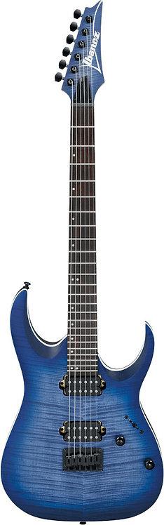 Ibanez RGA42FMBLF: RGA Standard 6str Electric Guitar -Blue Lagoon