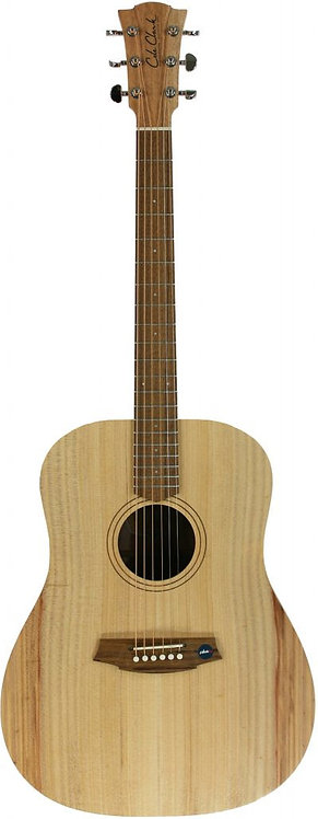 Cole Clark Fat Lady 1: Bunya top with Queensland Maple back and sides