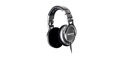 Shure SRH940: Professional Reference Headphones