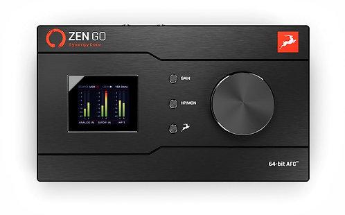 Antelope Audio Zen Go Synergy Core: 4x8 USB  Interface
