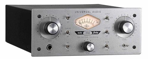 UA 710 Twin-Finity Single-Channel Mic Pre