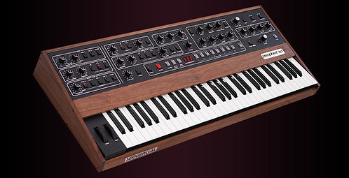 Sequential Prophet-10: 61-key Analog Synthesizer