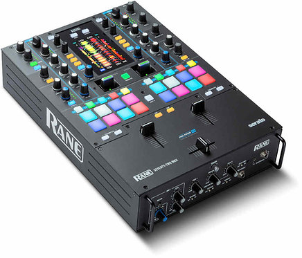 Rane DJ Seventy-Two mkII 2-Deck Performance Mixer with Touch Screen