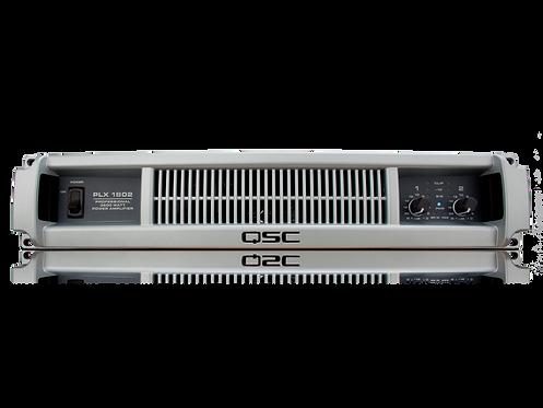 QSC PLX1802 575 watts/ch at 4Ω Power Amp