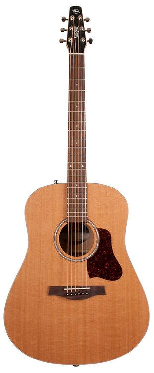 Seagull S6 ORIGINAL QIT A/E Solid Cedar Top Guitar B Stock