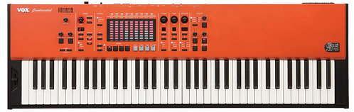 VOX Vox Continental 73-Key Performance Synth W/ Stand