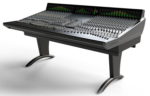 SSL ORIGIN: Analogue In-Line Console For Hybrid Production Environments