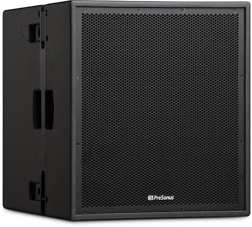 PreSonus CDL18S Dante®-enabled Active Subwoofer