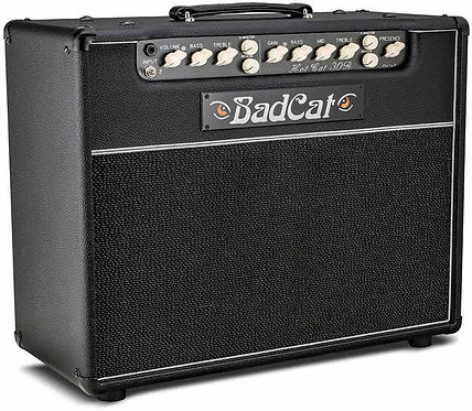 Bad Cat Hot Cat 30R: Player Series 30w, 2 Channel, 1 x 12 Combo