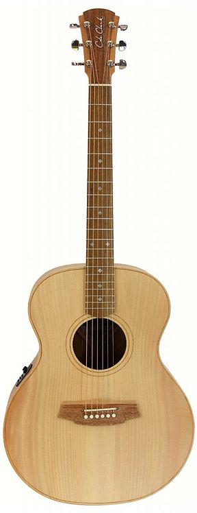 Cole Clark Angel 2: Bunya top with Blackwood back and sides