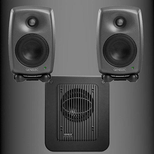 Genelec 8020.LSE™ StereoPak