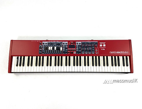 Nord Electro 6D 73 -B Stock
