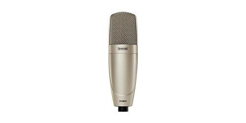 Shure KSM32: Cardioid Condenser Microphone
