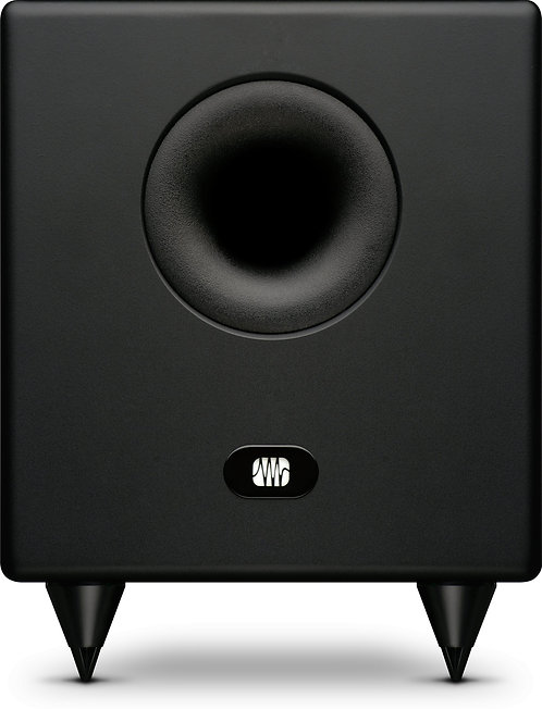 """PreSonus Temblor T8: 8"""" Active Subwoofer with built in crossover"""
