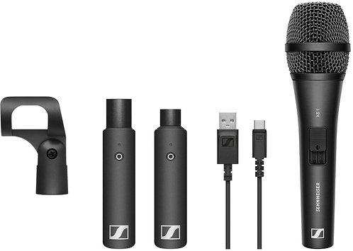 Sennheiser XSW-D VOCAL SET: Digital wireless handheld system with cardioid Mic