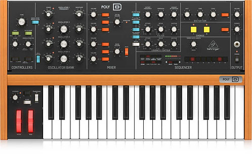 Behringer POLY D Polyphonic Synth