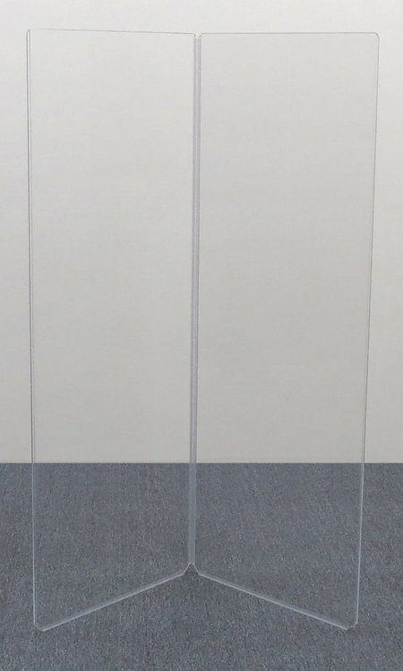 Clearsonic A2466x2 2 Panel 5.5' High