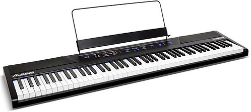 Alesis Concert - 88-key semi-weighted digtal piano with 5 sounds