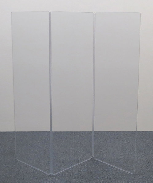 Clearsonic A2466x3 3 Panel 5.5' High