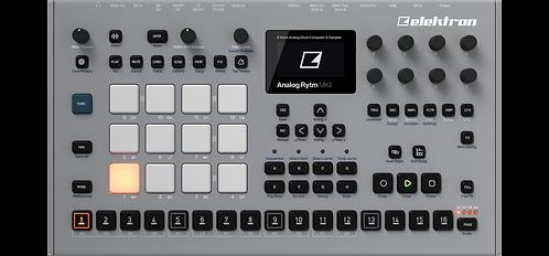 Elektron Analog Rytm MKII: Eight voice analog drum machine & sampler
