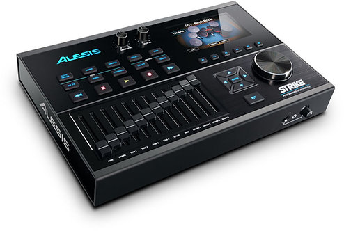 "Alesis STRIKE DRUM MODULE Performance Drum Module with 4.3"" Color Display"