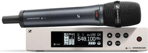 Sennheiser EW 100 G4-945-S Handheld Wireless w/ 945 Capsule (supercardioid, dyna